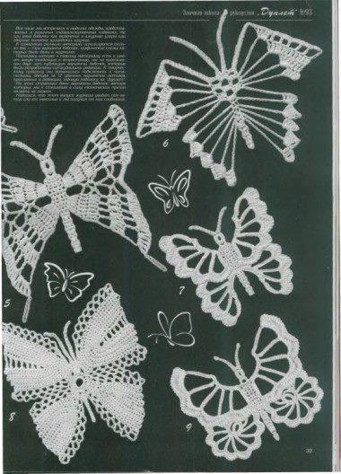 Schema Farfalla