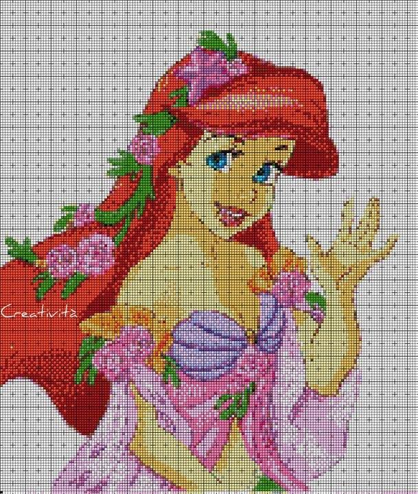 Ariel diverse immagini bertafilava for Immagini punto a croce