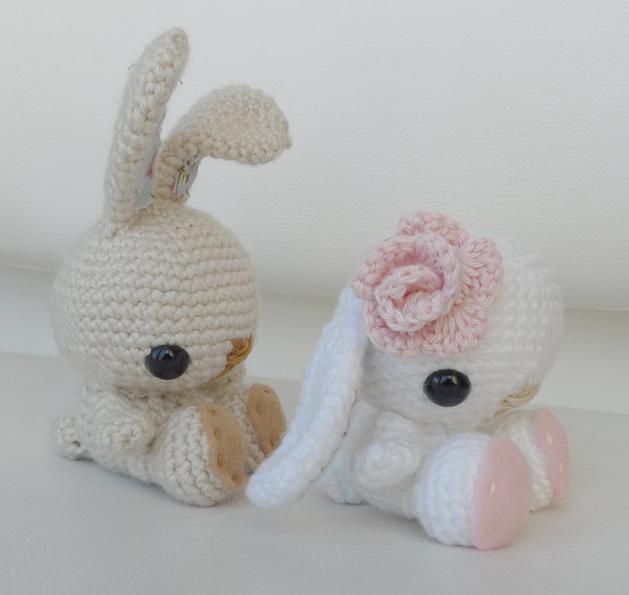 Free Crochet Patterns Rabbits Dancox For